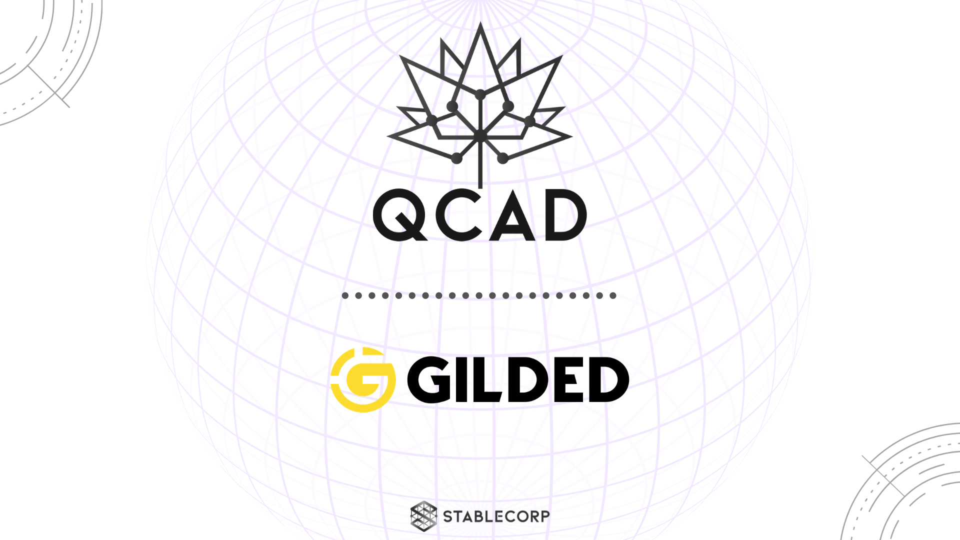 Gilded Supports the QCAD Stablecoin to Facilitate US-Canada Cross Border B2B Payments