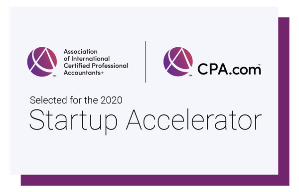 Gilded Selected for AICPA and CPA.com Accounting Startup Accelerator