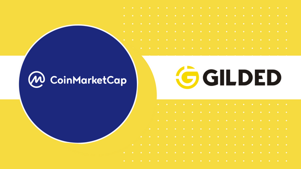 Gilded Puts CoinMarketCap's Digital Currency Payments on Autopilot