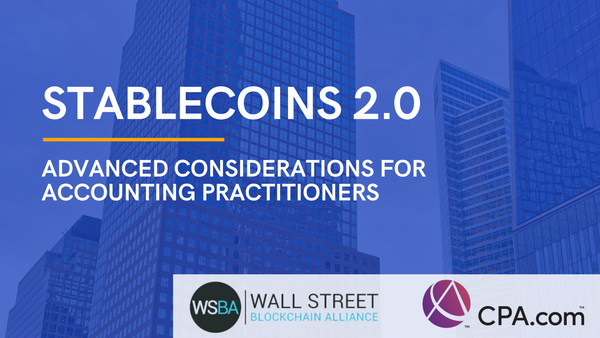 How Will Stablecoins Impact the Accounting Industry? - Stablecoins 2.0