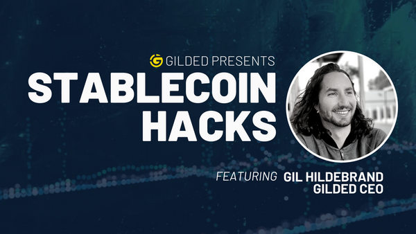 Stablecoin Hack #1: Upload Your Money to the Internet (For Free)
