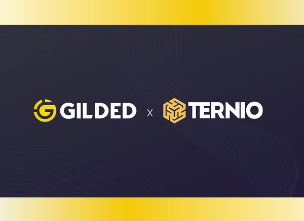 Gilded and Ternio: Get Paid in Crypto, Spend it Anywhere
